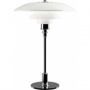 Louis Poulsen - PH 3½-2½ Glass Table Lamp