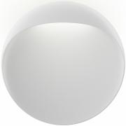Louis Poulsen - Flindt Wandleuchte Ø 20 cm | Weiß | 2700K