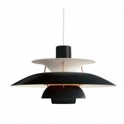 Louis Poulsen - PH 5 Pendant Lamp Black Edition