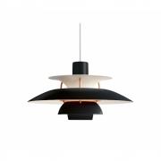 Louis Poulsen - PH 5 Mini Pendant Lamp Black Edition