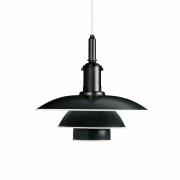 Louis Poulsen - PH 3½-3 Pendant Lamp Black Edition