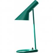 Louis Poulsen - AJ Mini Tischleuchte Dunkelgrün