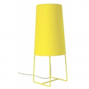 frauMaier - Mini Sophie Table Lamp Yellow | Hand Switch