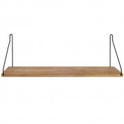 Frama - Shelf 60 x 27 cm | Black