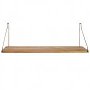 Frama - Shelf 60 x 27 cm | Brass
