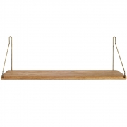Frama - Shelf Regal 60 x 20 cm | Messing