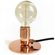 Frama - E27 Table Lamp Copper
