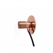 Frama - E27 Wall Light Small | Copper