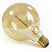 Frama - Atelier Lights Globe Glühbirne 12 cm Bernstein