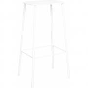 Frama - Adam Stool Outdoor White | 76 cm