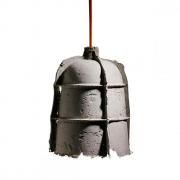 Eternit - Mold Lampe suspendue