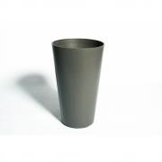 Eternit - Alto Plant Pot Ø 45 x H 75 cm | Anthracite