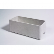 Eternit - Balconia Plant Pot 40 cm | Grey