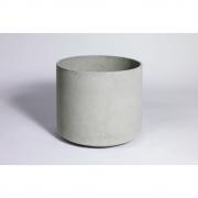 Eternit - Delta Plant Pot round Ø 50 x H 45 | Grey