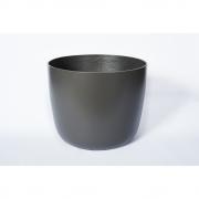 Eternit - Kyoto Pflanzengefäß Ø 70 x H 54 cm | Grau