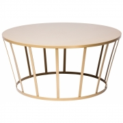 Petite Friture - Hollo Coffee Table Gold