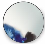 Petite Friture - Francis Wandspiegel Klein - Blau