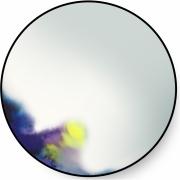 Petite Friture - Francis Wandspiegel Groß - Blau/Lila