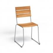 Weishäupl - Balcony Stuhl Teak Teak
