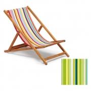 Weishäupl - Cabin Deck Chair Basic Acryl - Spring