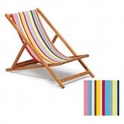 Weishäupl - Cabin Deck Chair Basic Acryl - Multicolor