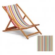 Weishäupl - Cabin Liegestuhl Basic Dolan - multicolor mini