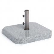 Weishäupl - Bodenplatte Granit geflammt, quadratisch