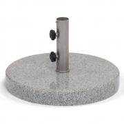 Weishäupl - Bodenplatte Granit poliert, rund