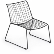 Chaise longue Racket - Weishäupl