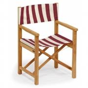 Weishäupl - Sitzpolster für Cabin Regiestuhl, Acryltuch Orange
