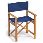 Weishäupl - Sitzpolster für Cabin Regiestuhl, Acryltuch Marine