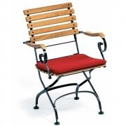 Weishäupl - Sitzpolster für Classic Stuhl/Sessel, Acryltuch Mint