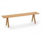 Weishäupl - Loft Bench Solid natural Oak 180 cm