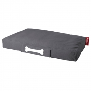Fatboy - Doggielounge Stonewashed Dog Bed Large | Grey