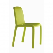 Pedrali - Snow 300 Chair Green