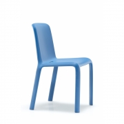 Pedrali - Snow 300 Chair Blue