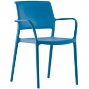 Pedrali - Ara 315 Armchair Blue