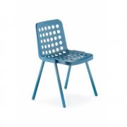 Pedrali - Koi Booki 370 Cadeira Azul