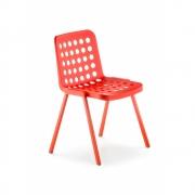 Pedrali - Koi Booki 370 Cadeira Cor-de-laranja