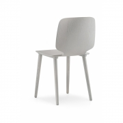 Pedrali - Babila 2700 Chair Light Gray