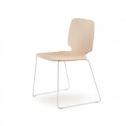 Pedrali - Babila 2720 Cadeira de patins