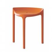 Pedrali - Happy 491 Fezes Cor-de-laranja
