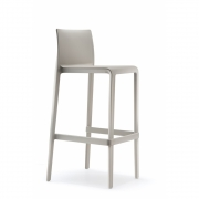 Pedrali - Volt 678 Bar Stool Black