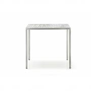 Pedrali - Fabbrico TFA Tisch 80x80 cm | Transparent