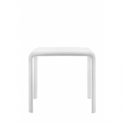Pedrali - Snow 301 Table 74.5 cm