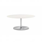 Pedrali - Inox 4903 ellittico coffee Table