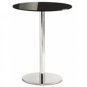 Pedrali - Inox round Bistro Table 4401
