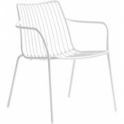 Pedrali - Nolita 3659 Loungestuhl Rot