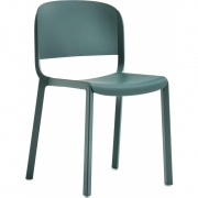 Pedrali - Dome 260 Cadeira Preto