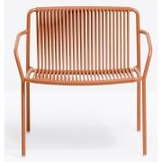 Pedrali - Tribeca 3669 Lounge Sessel Terracotta